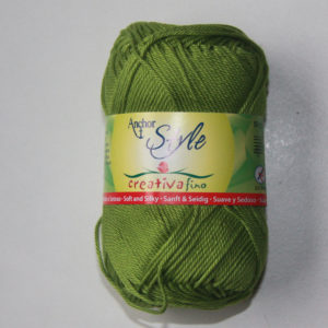 Anchor Creativa Fino Ref.00205 Verde