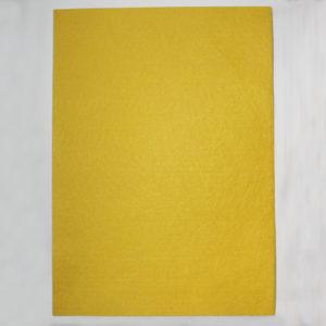 Fieltro Termoadhesivo Amarillo