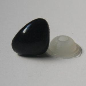 Nariz Triángulo 18mm Negro
