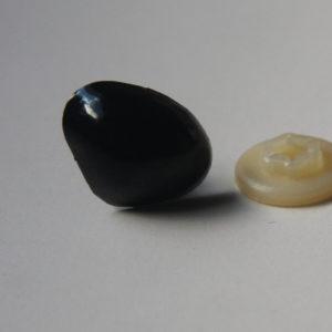 Nariz Triángulo 20mm Negro