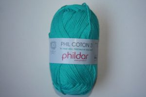 Phildar Cotton 3 Ref.0042 Piscine