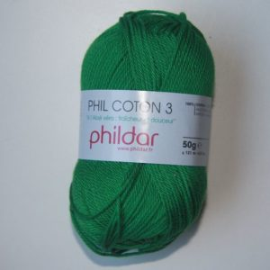 Phildar Cotton 3 Ref.0044 Golf