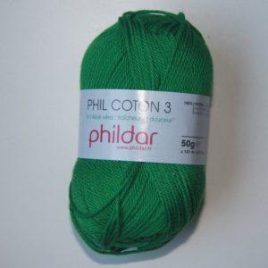 Phildar Cotton 3 Ref.0044 Golf