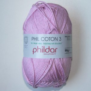 Phildar Cotton 3 Ref.0057 Guimauve