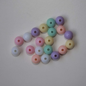 Pack 20 Bolitas 8 Mm Brillo