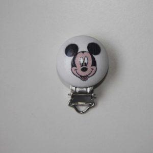 Chupetero Cara De Mickey