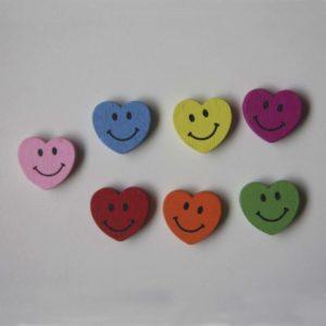 Separador Corazón (color A Elegir)