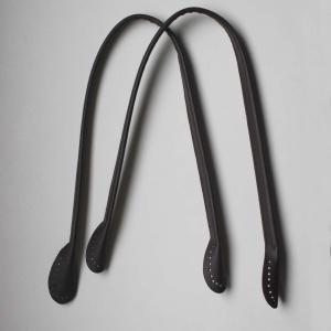 Asa Bolso Polipiel 60cm Marrón Oscuro