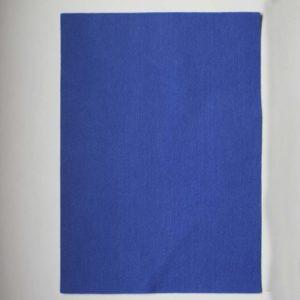 Fieltro Termoadhesivo Azul