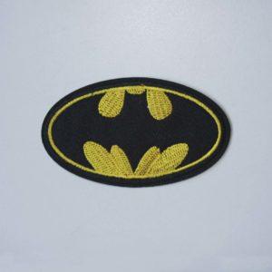 Parche Batman 7.5 X 4.3cm