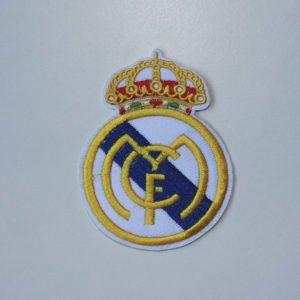 Parche Real Madrid 6x8cm