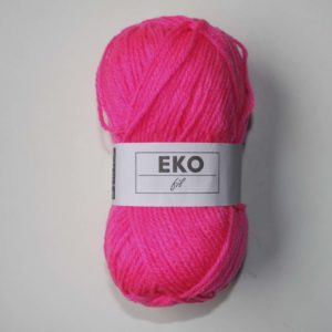 Oké Eko Fil 009 Rose Fluo