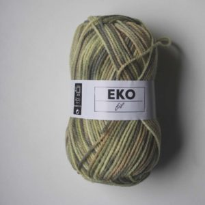 Oké Eko Fil Color 313 Verde-Amarillo