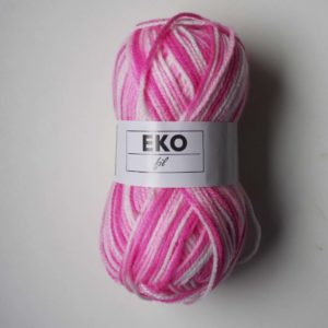 Oké Eko Fil Color 323 Rosa Claro