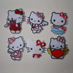 Hello Kitty 6,5x7cm