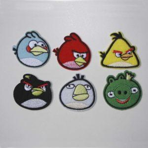 Angry Birds 4,5x5cm