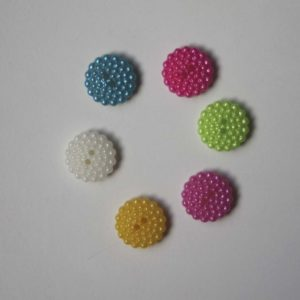Botón Resina 15mm (color A Elegir)
