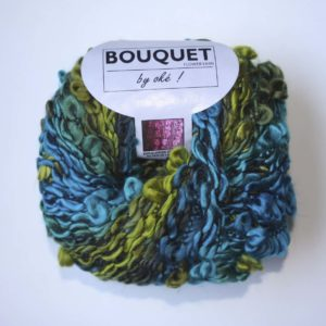 Bouquet 403 Olive-Turquoise