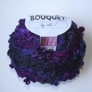 Bouquet 407 Violet-Crepuscule