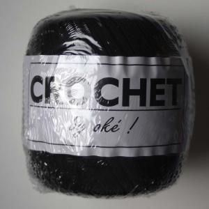 Oké Crochet 012 Noir