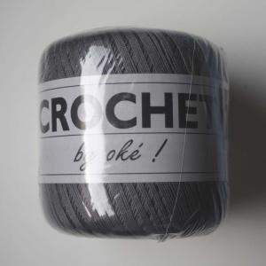 Oké Crochet 030 Anthracite