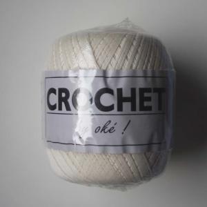 Oké Crochet 059 Ficelle