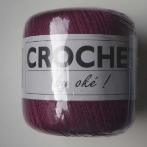 Oké Crochet 252 Prune
