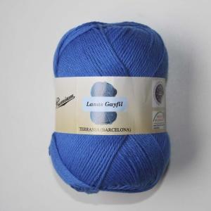 Algodón Premium Azul Royal