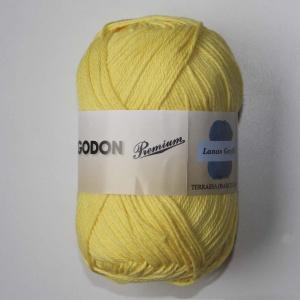 Algodón Premium Amarillo