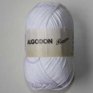 Algodón Premium Blanco
