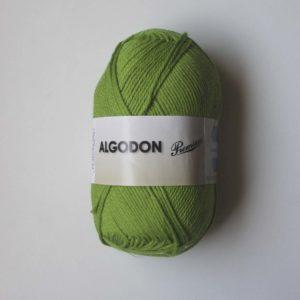 Algodón Premium Verde Kiwi