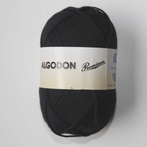 Algodón Premium Negro