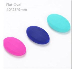 Flat Oval