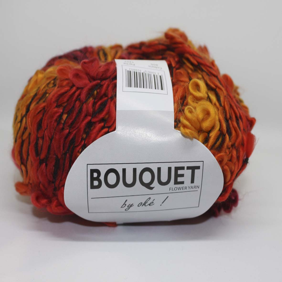 Bouquet 405 Orange-Rouge