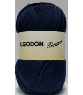 Algodón Premium Azul Marino
