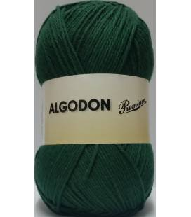 Algodón Premium Verde Botella