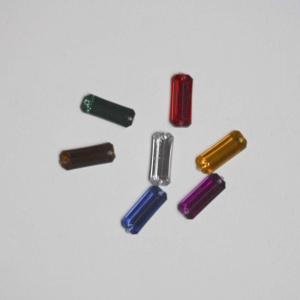 Pack De 5 Abalorios Rectangulares