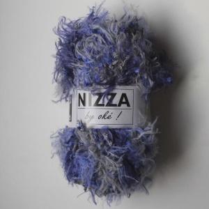Nizza 407 Bleu/Gris