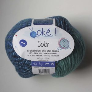 Color 272 Turquoise