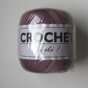 Oké Crochet 052 Aubergine