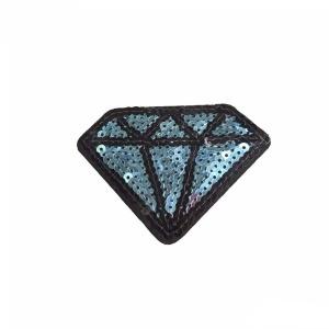 Parche Diamante Lentejuelas