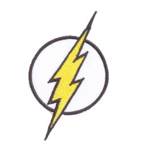 Parche Flash 8,5×4,8cm