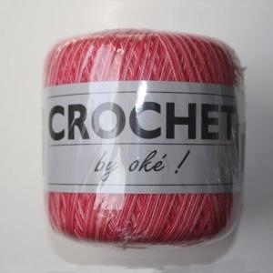 Oké Crochet 403 Multi Rojo