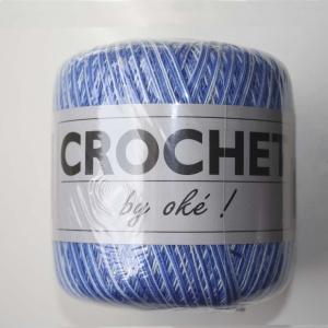 Oké Crochet 404 Multi Azul