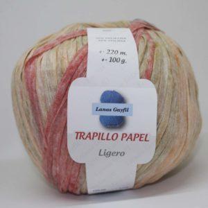 Trapillo De Papel Ligero Ref Salmones