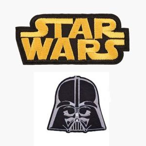Parche Star Wars (Modelo A Elegir)