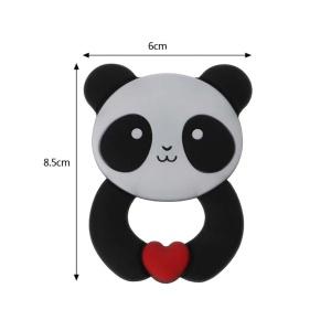 Oso Panda De Silicona