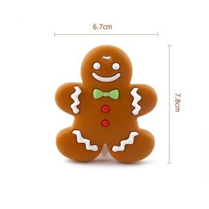 Mordedor Galleta Gingerbread Man