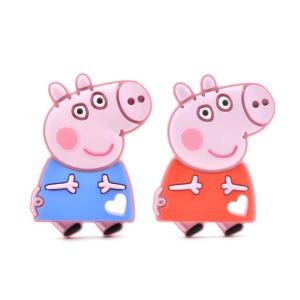 Peppa Pig De Silicona