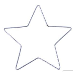 Estrella Atrapasueños Plateada